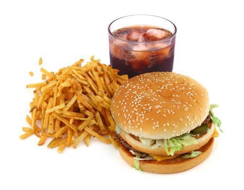 Złe nawyki w odżywianiu