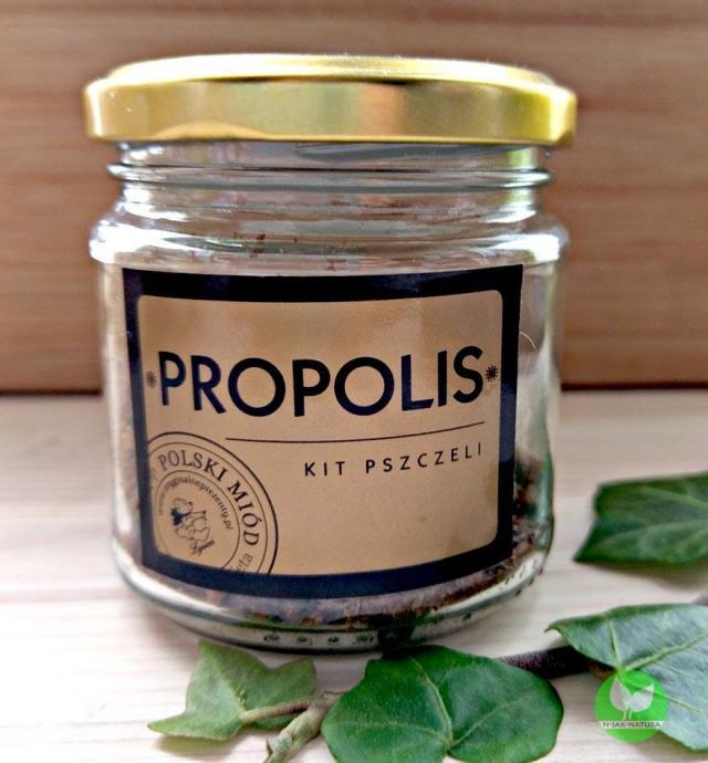 Propolis - A co to takiego?